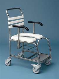 oxford shower commode open seat