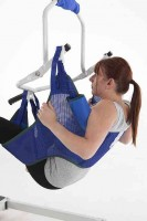 Cradle Sling Toileting wo head support