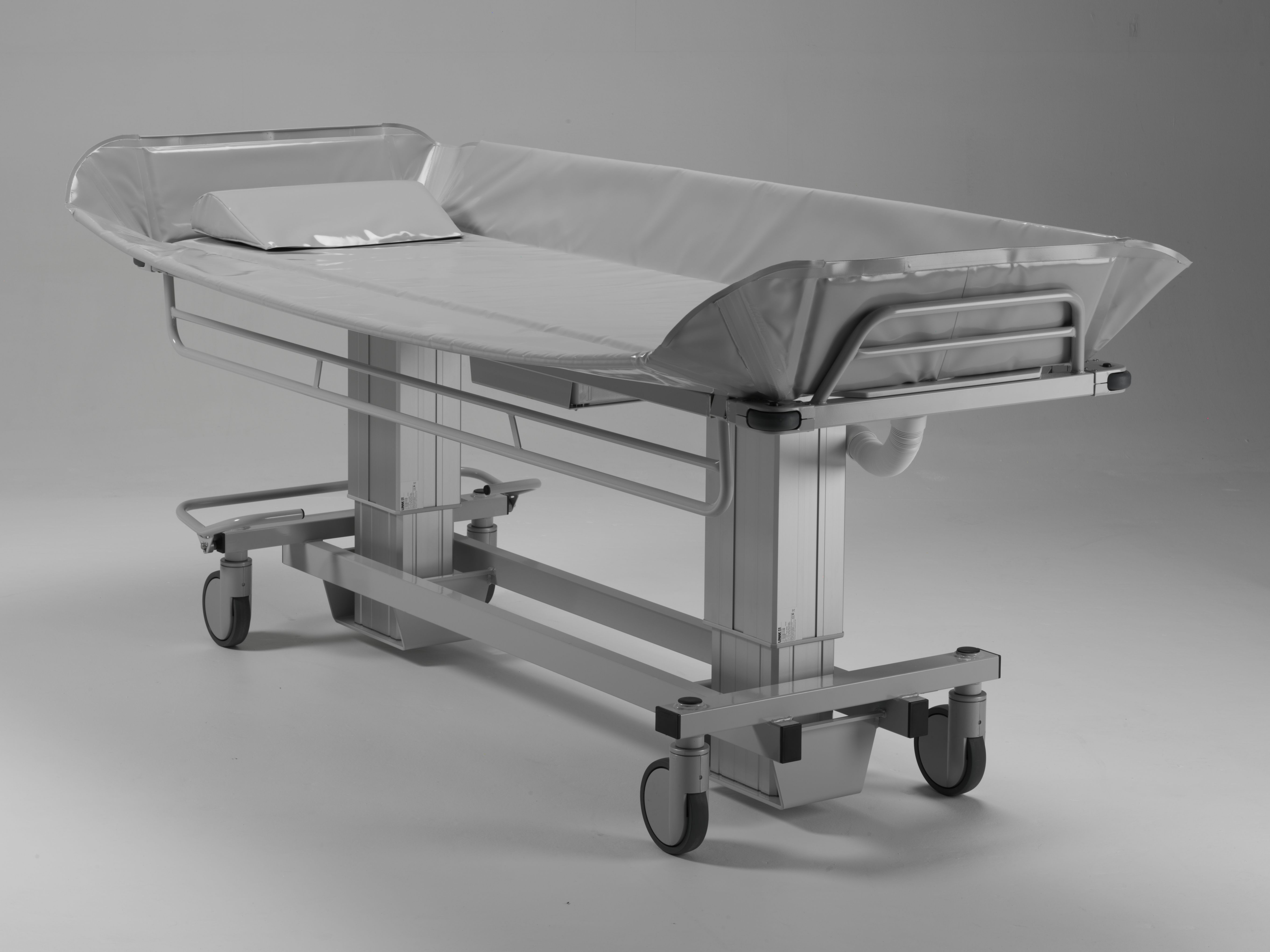 shower patient catalog stretcher transport attachment taitung hospital trolley hydraulic taiwan product