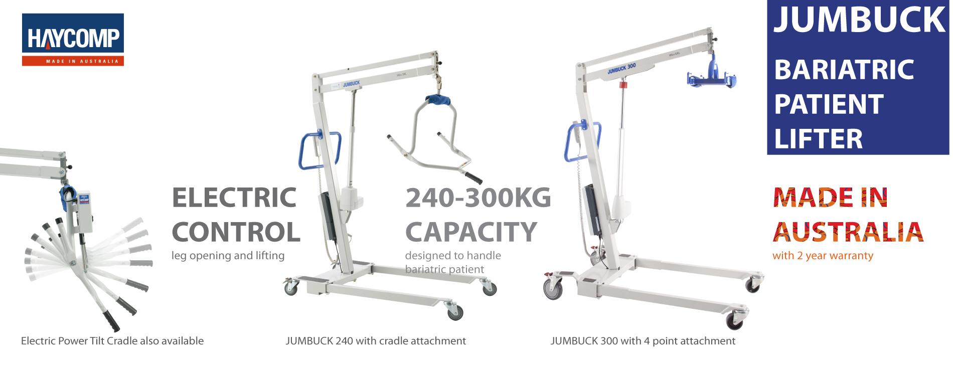 JUMBUCK 1900X750