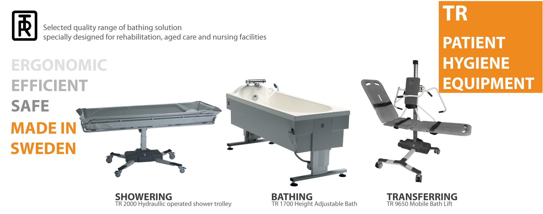 Patient Lifters | Shower Chairs - AIS Healthcare