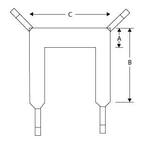 Toilet sling wo head support
